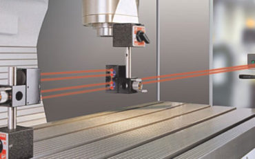 Machine Laser Calibration and Ballbar Test